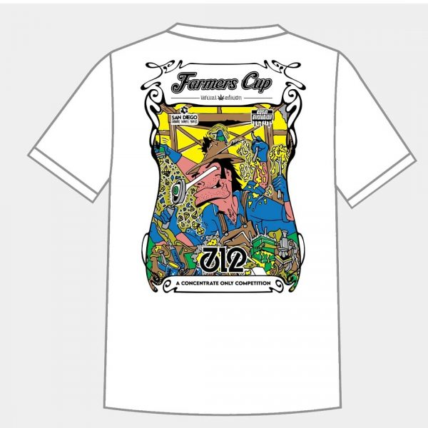 Limited Edition 710 Farmers Cup Tee