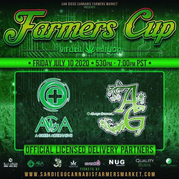 Farmers Cup - 01 California Cannabis Cup July 2020